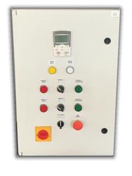 ABB - ABB 5X7,5 KW FREKANS KONTROL PANOSU