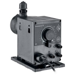 Grundfos - Grundfos DDE 120-7 B-PVC/V/C-F-31U3U3FG Dozaj Pompa
