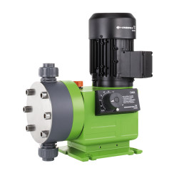 Grundfos - DMX 321-6 B-PVC/V/C-X-E1U3U3 Dozaj Pompa