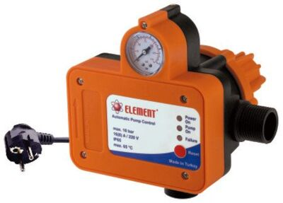 Element ELT PF-500 5'' Flanşlı Tip Atık Su Çekvalfi