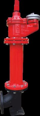 Klepsan GG25 DN80 Yer Altı Pik Yangın Hidrantı