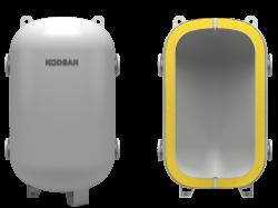 Kodsan - Kodsan KBT-CB 4000 Soğutma Buffer Tankı