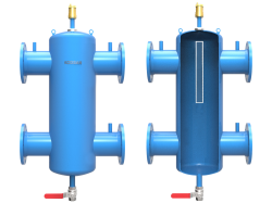 Kodsan - KDT-K 65 Kaynaklı Denge Tankı