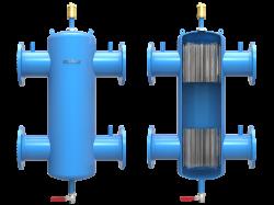 Kodsan - KPD-F 100 Flanşlı Paket Denge Tankı