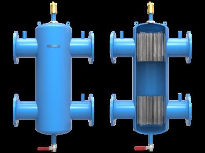 KPD-K 125 Kaynaklı Paket Denge Tankı
