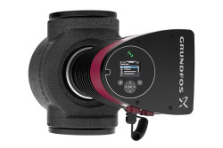 Grundfos - Grunfos MAGNA3 100-120 F/PN10 Tekli Tip Flanş Frekans Konvertörlü Sirkülasyon Pompası