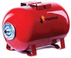 Nema - NEQ 100 Lt. 10 Bar Yatık Kapalı Genleşme Tankı