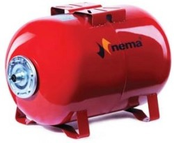 Nema - Nema NEQ 100 Lt. 10 Bar Yatık Kapalı Genleşme Tankı