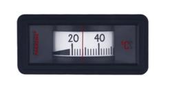 Pakkens - Pakkens , 58x25mm , 1mt , Arkadan Bağlantılı Panotip Sıcaklık ölçer