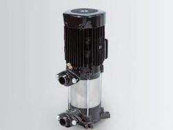 Star Pompa - SD 100/5 T Düşey Milli (Noryl Çarklı), Kademeli Santrifüj Pompa