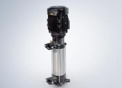 Star Pompa - SD 160/4 T Düşey Milli (Noryl Çarklı), Kademeli Santrifüj Pompa