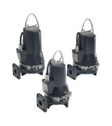 Grundfos - SEG 40.12.2.1.502 Parçalayıcı Bıçaklı Pis Su Pompası