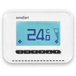 Smallart - Smallart Haberleşmeli Fancoil Termostat - Oransal Vana Kontrolü / THR-FCU-2025.11