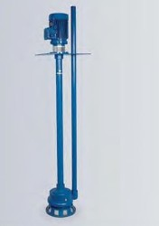 Star Pompa - SPK-C 200 T-M Düşey Milli Parçalayıcı Bıçaklı Pis Su Pompası