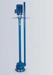 Star Pompa - SPK-C 400 T Düşey Milli Parçalayıcı Bıçaklı Pis Su Pompası