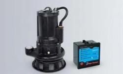 Star Pompa - SPK D 200 T-M Parçalayıcı Bıçaklı, Endüstriyel Tip Pis Su Pompası