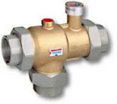 Honeywell - Honeywell TM3400.956 1 1/2 Termal Kontrollü Termostatik Karışım Vanası