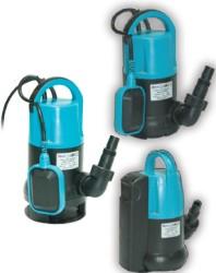 Water Sound - WS84 QSB-JH-400 Plastik Gövdeli Drenaj Dalgıç Pompası